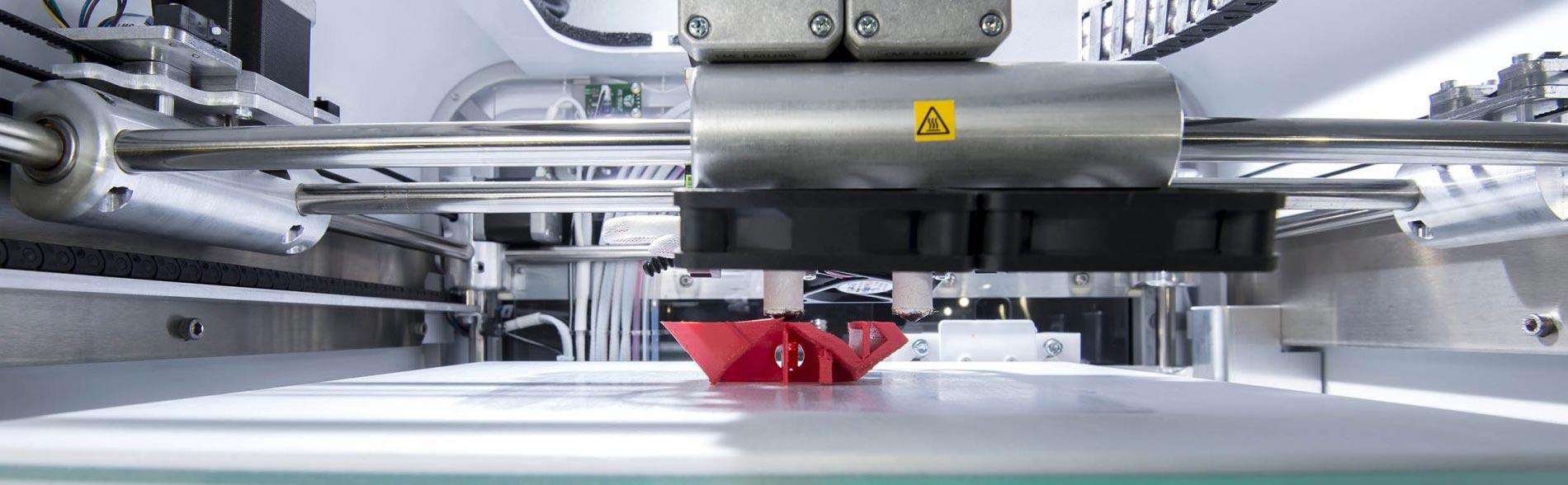 Impresora 3D para industria