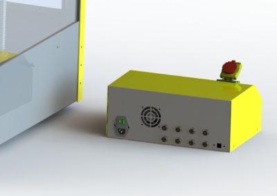 infografía impresora 3d industrial