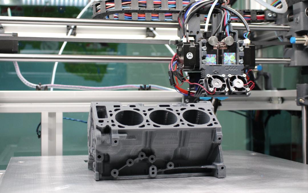 Ventajas de la impresión 3D en las empresas